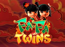 More Than $1,000 Bonus + 50 Free Spins on 'Fa-Fa Twins'