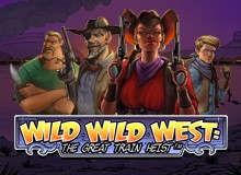 More Than $/€1,000 Bonus + 50 Free Spins on 'Wild Wild West'