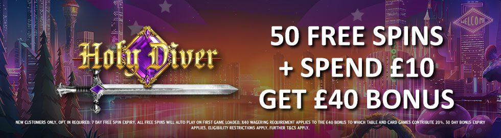 Sky Vegas Welcome Package Offer