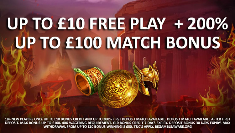 PocketWin Casino Welcome Offer
