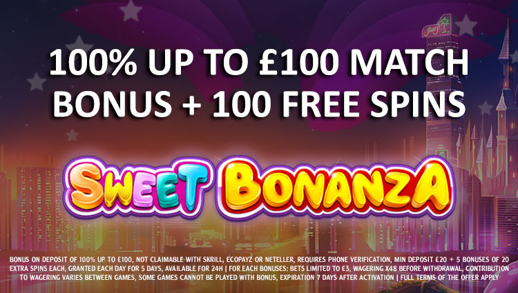 Slots Million Welcome Package Offer