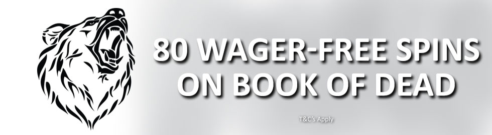 80 Wager-Free Spins