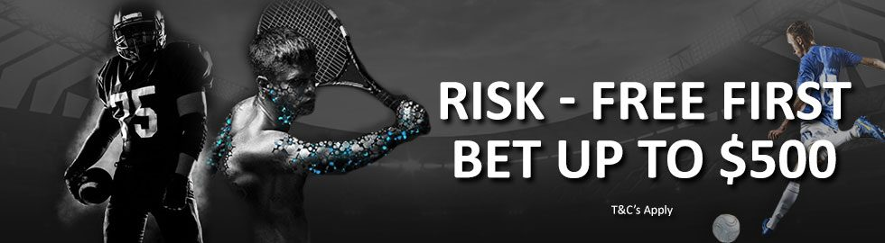 Risk-Free First Bet Up To $500