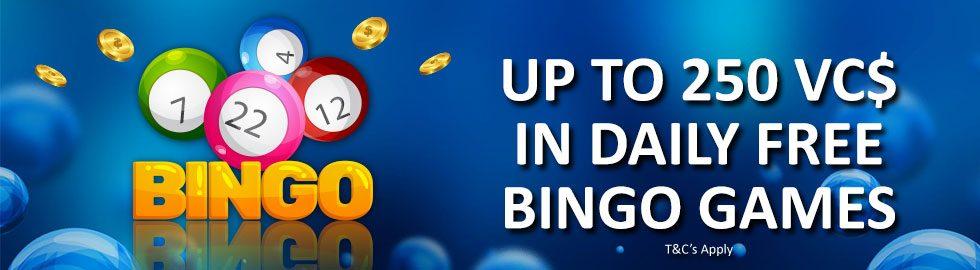 Daily Free Bingo Games