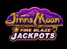 Fire Blaze Jackpots: Jinns Moon