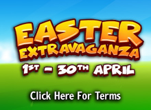 Easter Extravaganza Promotion